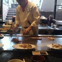 Photo taken at Yamato Japanese Restaurant by LeoSM K. on 1/8/2012