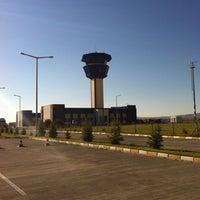 Photo taken at Nevşehir Kapadokya Airport (NAV) by Aytek Ç. on 6/22/2011