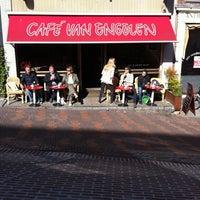 Photo taken at Café van Engelen by Hein v. on 8/9/2011