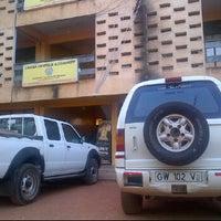 Photo taken at Ghana Revenue Authority, Bolgatanga by Jude O. on 4/27/2012