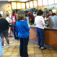 Photo taken at Chick-fil-A by Rod A. on 2/24/2012