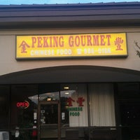 Photo taken at Peking Gourmet Chinese Restaurant by Bailey L. on 9/3/2012