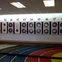 Photo taken at King's Archery Sports Centre by Oni-Chan E. on 9/8/2012