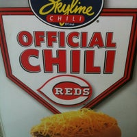 Photo taken at Skyline Chili by Joy on 7/30/2012