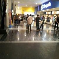 Photo taken at Cinépolis Multiplaza by Roger V. on 7/27/2012