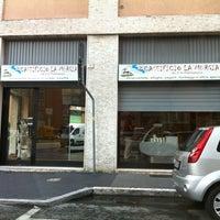 Photo taken at Caseificio La Murgia by Francesco G. on 6/11/2011
