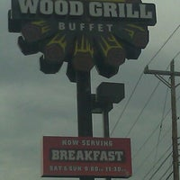 Photo taken at Wood Grill Buffet by Jessica D. on 11/20/2011