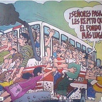 Photo taken at Parada de Buses Carrizal by Lis C. on 6/1/2012