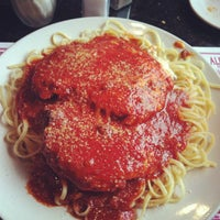 Photo taken at Marchetti's Restaurant by Marisa F. on 9/9/2012