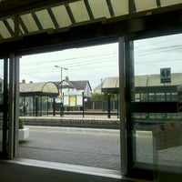 Photo taken at Leighton Buzzard Railway Station (LBZ) by PJ F. on 5/20/2011