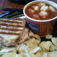 Photo taken at Corner Bakery Cafe by Dayes W. on 1/29/2012