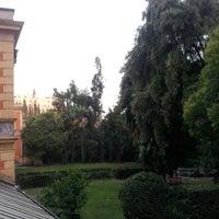 Photo taken at Ostello della Gioventù Villa Francescatti by rox b. on 8/21/2012