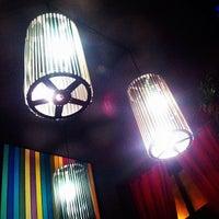 Photo taken at Klub Kino Grič by Ivan A. on 1/25/2012