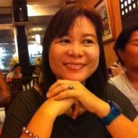 Photo taken at Ibayo Resto by Regine E. on 6/24/2012