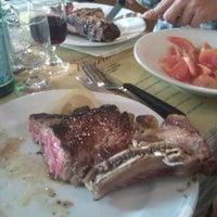 Das Foto wurde bei Fiaschetteria Trattoria Mario von Theo C. am 10/8/2011 aufgenommen