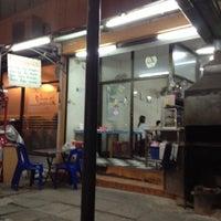 Photo taken at ร้านลาบลุงจ่อย เมืองทอง C5 by Benjarong C. on 7/29/2012