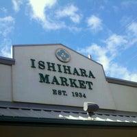 Photo taken at Ishihara Market by Lu B. on 2/22/2012