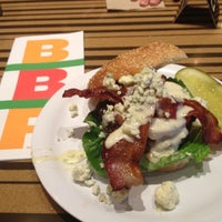 Photo taken at Bobby's Burger Palace by Neville E. on 12/29/2011