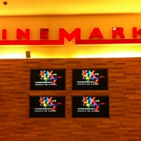 Photo taken at Cinemark by Claire C. on 2/20/2012