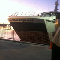 Photo taken at Key West Express by Mary K. on 1/16/2012