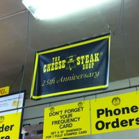 Photo taken at Cheese Steak Shop by Cory F. on 5/31/2012