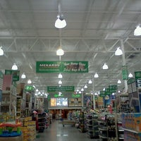 Photo taken at Menards by Heather C. on 11/30/2011