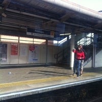 Photo taken at Feltham Railway Station (FEL) by Jonaldinho on 9/25/2011