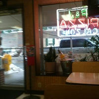 Photo taken at P&J Pizza by Joshua R. on 1/23/2012