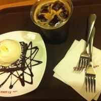 Photo taken at Caffè TIAMO by Eunji K. on 8/11/2011