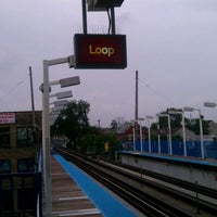 Photo taken at CTA - 18th by A on 9/9/2011