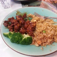 Photo taken at Jasmine Tea House by Chris C. on 9/9/2012