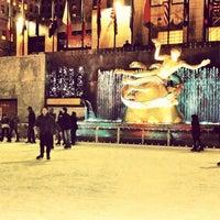 3/20/2012にJúnior .がThe Rink at Rockefeller Centerで撮った写真
