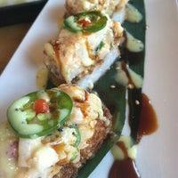 Photo taken at California Roll & Sushi Fish by Natalia C. on 6/23/2012