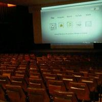Photo taken at Noul Cinematograf al Regizorului Român by Vlad S. on 10/15/2011