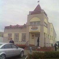 "Photo taken at Магазин ""Мясной мир"" от БМКК by POLI N. on 4/12/2012"