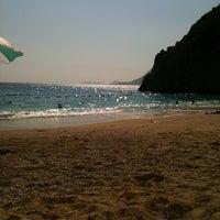 7/28/2012 tarihinde Ufuk Y.ziyaretçi tarafından Kaputaş Plajı'de çekilen fotoğraf