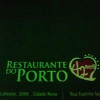 Foto tirada no(a) Restaurante do Porto por Ariane S. em 1/15/2012