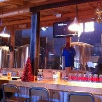 Photo taken at Nantahala Brewing Company by Leigh S. on 12/17/2011