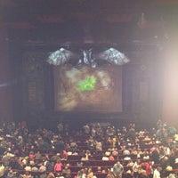 Снимок сделан в San Diego Civic Theatre пользователем Zachary T. 7/4/2012