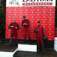 Photo taken at Daytona Karting Circuit by Hannah P. on 8/28/2011