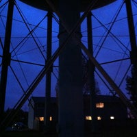 Photo taken at Alma Water Tower by Scott M. on 11/14/2011