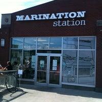 8/27/2012 tarihinde Jamieziyaretçi tarafından Marination Station'de çekilen fotoğraf