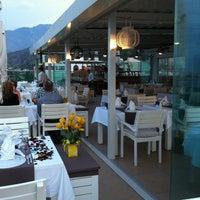 5/10/2012 tarihinde Pippa A.ziyaretçi tarafından Alesta Yacht Hotel'de çekilen fotoğraf
