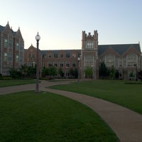 Photo taken at Washington University by Nathan R. on 5/14/2012