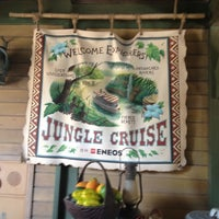 Photo taken at Jungle Cruise by Yuya T. on 2/24/2012