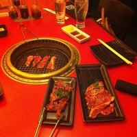 Photo taken at Gyu-Kaku Japanese BBQ by Fabiana R. on 8/18/2012