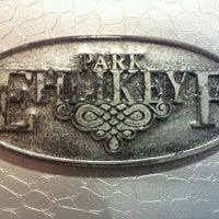 Photo taken at Park Ehlikeyf by Demirhan Ö. on 8/25/2011