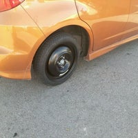 Photo taken at Quality Tires For Less LLC by Ojaniram on 1/2/2012