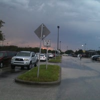 Photo taken at TIA Employee Parking Lot by Jacqueline F. on 7/24/2011