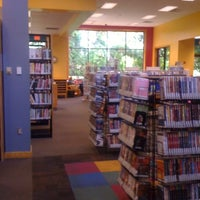 Photo taken at Orange County Library - Alafaya Branch by Carolina B. on 9/21/2011